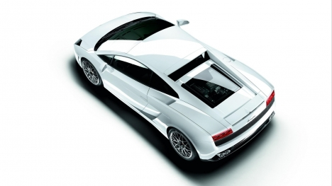 Lamborghini Gallardo Google Cover