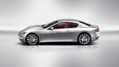 Maserati Gran Turismo Google Cover
