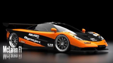 McLaren F1 Google Cover