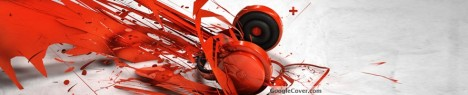 Music Headphones Google Cover