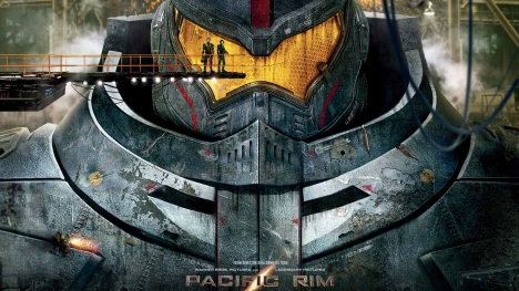 Pacific Rim Google Cover