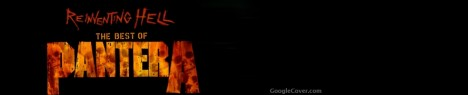 Pantera-Reinventing Hell Google Cover