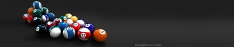 Pool Balls Google Cover
