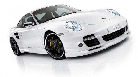 Porsche 911 Google Cover