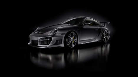 Porsche GT Street RS Google Cover