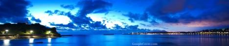 Saint Jean de Luz Beach Google Cover
