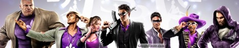 Saints Row the third Google Cover