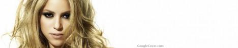 Shakira Google Cover