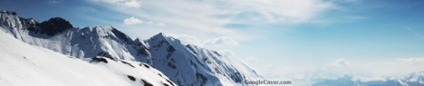 Snowy Mountains Google Cover