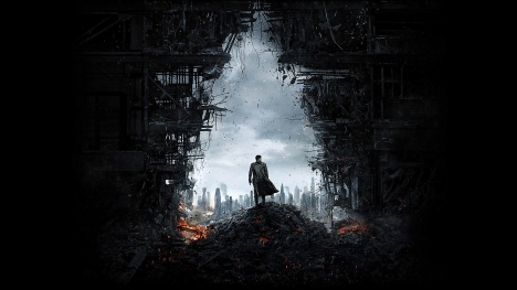 Star Trek into Darkness Google Cover