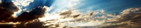 Sun Rays Google Cover