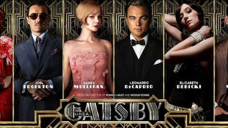The Great Gatsby Google Cover