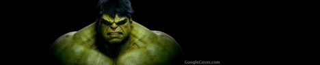 The Incredible Hulk Google Cover