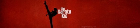 The Karate Kid Google Cover