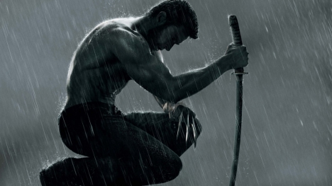 The Wolverine Google Cover