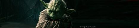 Yoda-Star Wars Google Cover