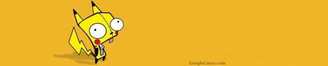 Zombie Pikachu Google Cover